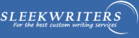 Sleek Writers review logo