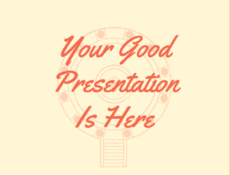 Post how to make a good presentation