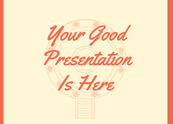 Slide how to make a good presentation