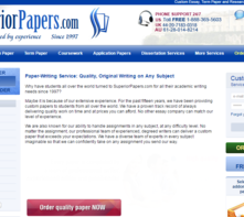 Content superiorpapers scr