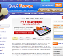 Best Essays review logo