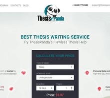 ThesisPanda.com review logo