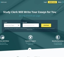 Study Clerk review logo